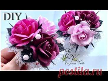 💣 ЛИДЕР ПРОДАЖ уже 5 лет🌿🌹🌿 МК/DIY идеальные РОЗОЧКИ из фоамирана | FLOWERS with your own hands 🌿🌹🌿