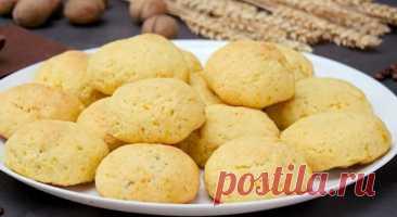 Восхитительное печенье на вареных желтках