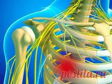 Как распознать межрёберную невралгию - Будь в форме! - медиаплатформа МирТесен Сильная боль в груди не всегда связана с сердечным приступом или инфарктом миокарда. Подобные симптомы характерны для межреберной невралгии – заболевания, обусловленного воспалением или спазмом нервных окончаний между ребрами. Правильно распознать патологию помогает знание характерных признаков и