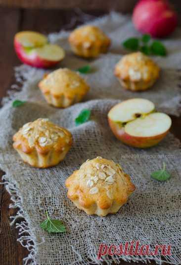 Яблочные маффины - My lovely cake — LiveJournal