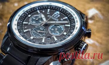 Топ-3 качественных японских часов с солнечной батареей | Техпросвет | Яндекс Дзен