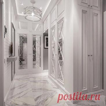 Роскошный интерьер квартиры, каждая комната которой напоминает о разных путешествиях.   Первый дизайнерский   Яндекс Дзен
