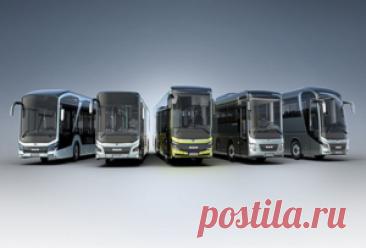 MAN Lion's Intercity LE: новый низкопольный автобус-эталон