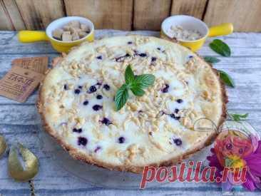 Ложный сырник (false cheesecake) - рецепт самого нежного пирога Ложный сырник - нежное воздушное суфле на песочной основе со сливочным вкусом не останется без внимания за праздничным столом