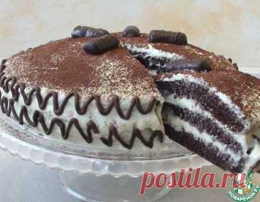Шоколадный Торт Капучино – кулинарный рецепт