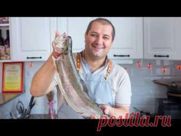 Как я солю красную рыбу - нежная и невероятно вкусная малосольная рыбка.