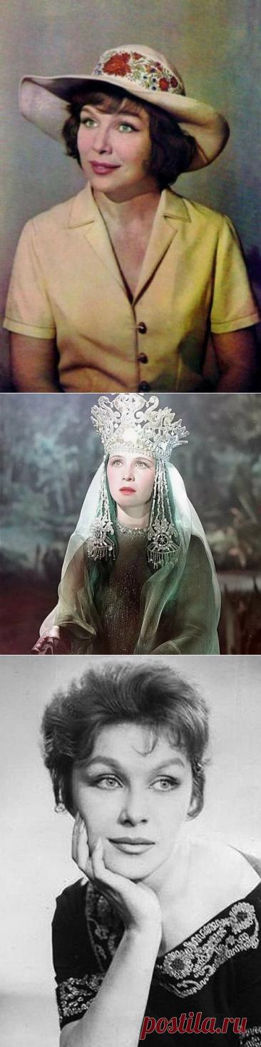 Нинель Мышкова - 8 мая, 1926  • 13 сентября 2003