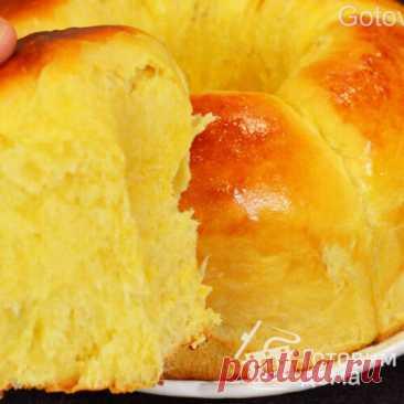 Пышный Пирог с Мандаринами - пошаговый рецепт с фото на Готовим дома