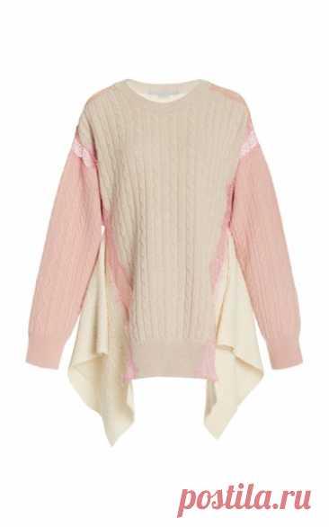 Oversized Wool Sweater By Stella Mccartney | Moda Operandi