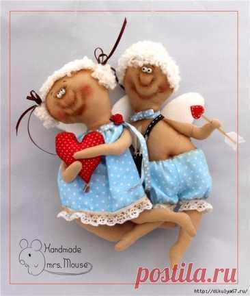 Куколки-ангелочки