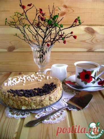 Торт из белой фасоли «Изумительный» – кулинарный рецепт