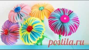 цветы из бумаги своими руками - 11 тыс. результатов. Поиск Mail.Ru