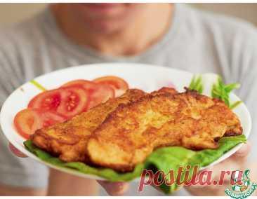 Куриное филе в сметанном кляре – кулинарный рецепт