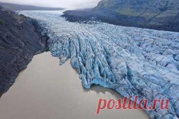 Меняющаяся природа Исландии
