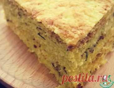 Закусочный торт из капусты и курицы – кулинарный рецепт