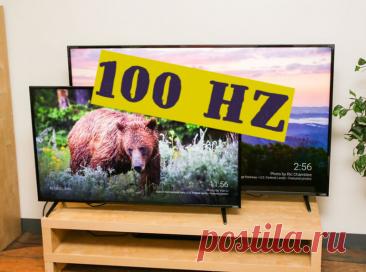 Выбираем телевизор с частотой обновления 100 Гц. Лучшие модели в 2021 году   Железо 🔌   Яндекс Дзен