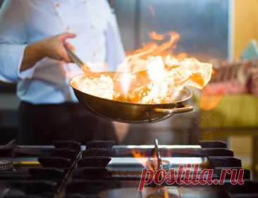 Чем удивить гостей?: Пылающими яблоками! | Еда и кулинария