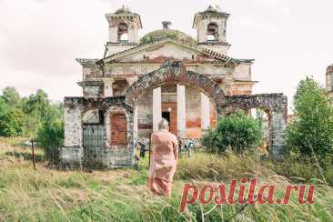 Расцветать с «Белым Ирисом»: Как разрушается культурное наследие Тверской области