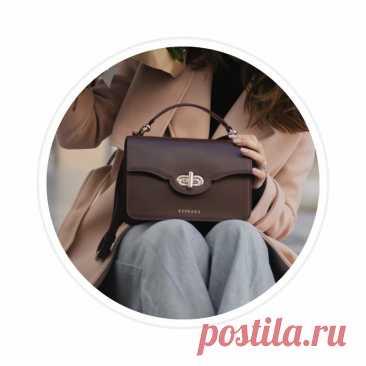 Мода сумки осень-зима 2021/2022