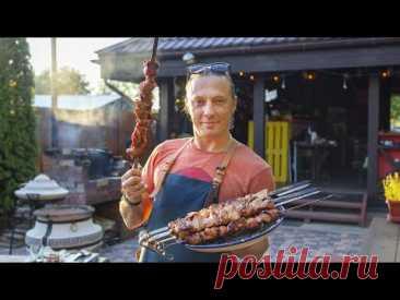 Я нашел Идеальный Шашлык. Рассказываю про очень крутой маринад на квасе для свинины. Это лучше пива.