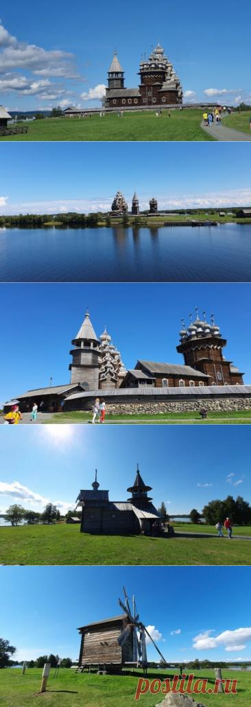 Кижи — жемчужина Русского Севера / Туристический спутник