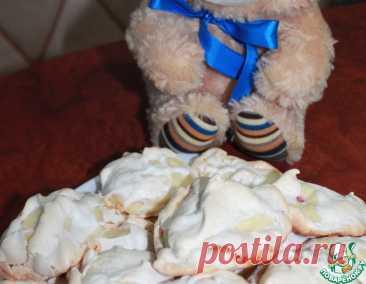 """Печенье с сюрпризом """"Творожные облачка"""" – кулинарный рецепт"""