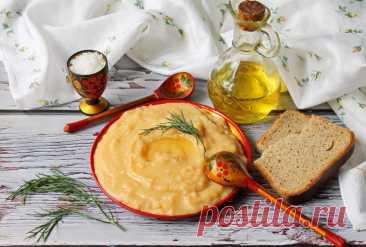 Гороховое пюре в кастрюле рецепт с фото пошагово - 1000.menu