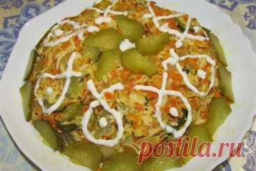 Напрасно забытый салат из советских времен, который мама всегда подавала на новогодний стол - Сабрина