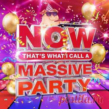 NOW That's What I Call A Massive Party (4CD) (2021) FLAC Исполнитель: Varied ArtistНазвание: NOW That's What I Call A Massive Party (4CD)Дата релиза: 2021Страна: All worldЖанр музыки: Pop, Rock, Hip Hop, Rap, RnB, DanceКоличество композиций: 82Формат: FLAC (tracks, cover)Качество: Lossless / 16 bit / 44100 HzПродолжительность: 05:10:49Размер: 2.18 GB