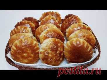 БУЛОЧКИ с БАНАНАМИ и ШОКОЛАДОМ ( buns with bananas and chocolate )
