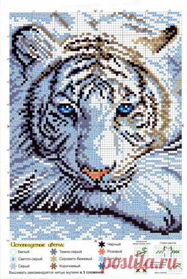 Es muchos esquemas (los Lobos, los tigres, la gata, el zorro, el lagarto) | biser.info - todo sobre los abalorios y bisernom la obra