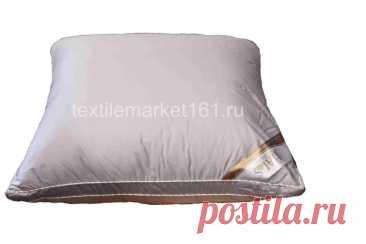 Подушка Гусиный пух 68-68 см Лучшие подушки для сна - это премиальные подушки из чистого гусиного пуха. Интернет магазин