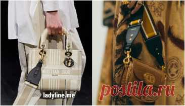 Коллекция сумок весна 2021 от DIOR | Женский канал о моде