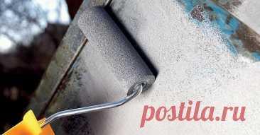 Правила покраски металла по ржавчине от финского мастера | Ремонт и быт | Пульс Mail.ru Промышленность предлагает немало красок, которые по заверению производителей могут долго стоять, будучи уложенными прямо по ржавчине. Но практика...