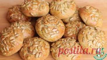 Печенье из халвы на растительном масле Кулинарный рецепт(***)
