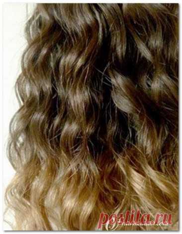 Покраска кудрявых волос: методы и рекомендации