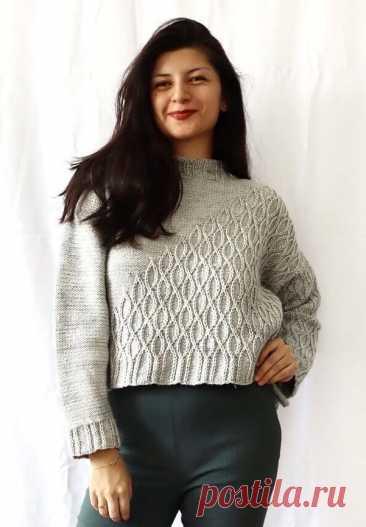 Вязаный свитер Chubasco