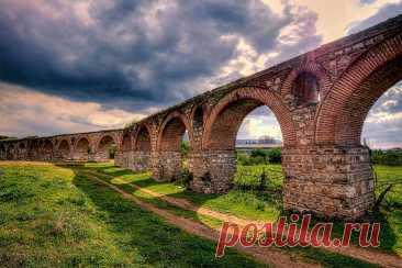 Маленькая страна с богатой историей и красивой природой - Северная Македония!