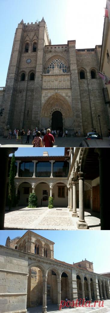 Экскурсия в Авиле с гидом - Город Королей и Рыцарей | Туризм в Испании