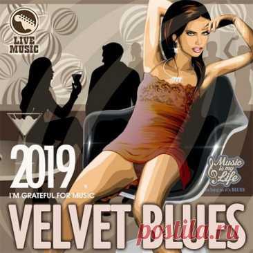 Velvet Blues (2019) Mp3 Интрига полумрака, сигаретный дым, красивые люди за низкими столиками раскачиваются в такт музыке,…а на сцене в свете софитов чернокожий бог с саксофоном в окружение оркестра. Конечно это джаз!Исполнитель: Varied ArtistНазвание: Velvet BluesСтрана: EUЛейбл: LV St.Жанр музыки: Blues, JazzДата