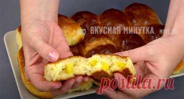 Пирожки со вкусом Нового года: не устаю их готовить (а сейчас как раз для них время) | Кухня наизнанку | Яндекс Дзен