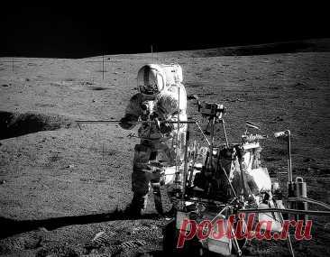 Простое доказательство того, что американцы не были на Луне | ГРИМУАР | Яндекс Дзен