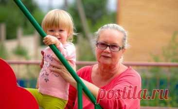 Бабушкино воспитание: плюсы и минусы   Я-Родитель   Яндекс Дзен