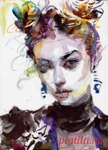 Корейский художник. Ko Byung Jun