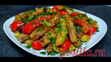 Когда мне хочется особенно вкусных овощей, запекаю их в духовке (делюсь интересным рецептом)   КУЛИНАРНЫЙ MIX   Яндекс Дзен