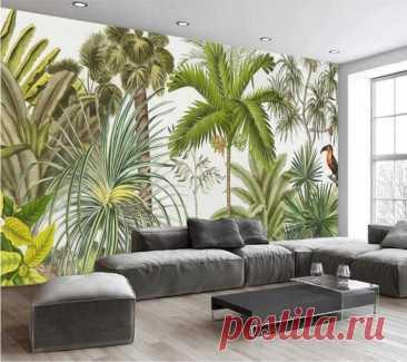 Как сделать эффектную разноцветную стену в комнате, но не переборщить с яркостью: 10 примеров интерьера с фото