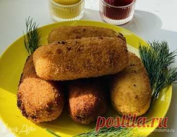Картофельные крокеты с печенью трески, пошаговый рецепт на 5721 ккал, фото, ингредиенты - Елена