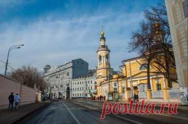 Улица Солянка: прогулка по истории | Seeyouinmoscow | Яндекс Дзен