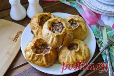 Настоящий татарский вак беляш - пошаговый рецепт с фото