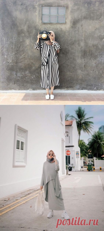 Different Ways To Style Your Daily Hijab Looks - Hijab-style.com